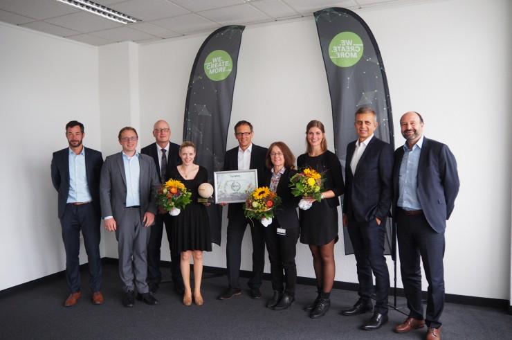 Erneut Gewinner des Lyreco Nachhaltigkeitspreises ermittelt