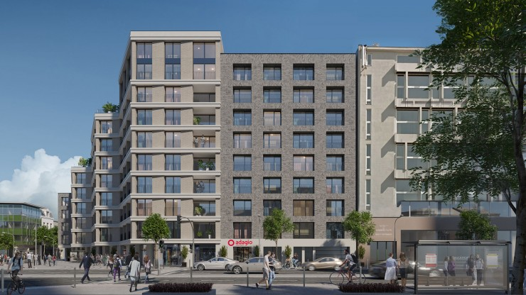 Von Deutschland nach Belgien: Aparthotels Adagio und Success Hotel Group bauen Zusammenarbeit weiter aus