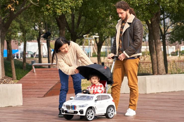 SUV-Feeling für die Kleinsten