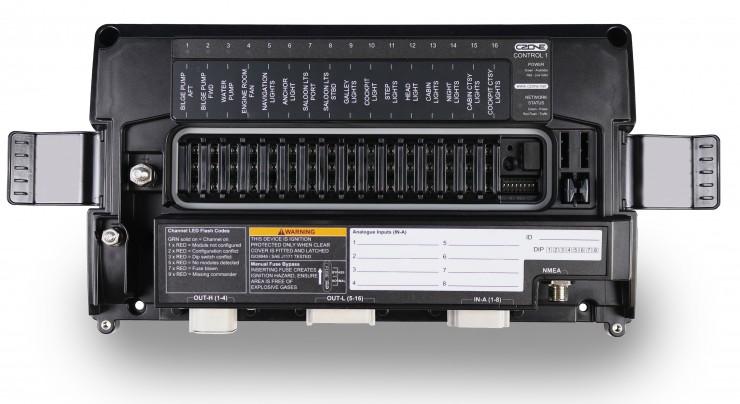 CZone Control 1 Interface: zuverlässiges Steuerungsmodul sichert stabile Stromversorgung in Sonder- und Einsatzfahrzeugen