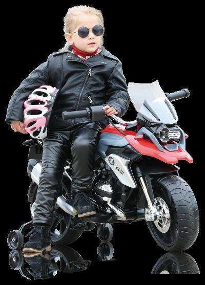 Rollplay bringt Abwechslung ins Spiel - mit seinen elektrischen Motorrädern im stilechten BWM-Design
