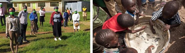 Ernährungssicherheit in Kenia zunehmend bedroht:  Dentists for Africa e.V. leistet Soforthilfe und sammelt Spenden für Versorgung von Waisenkindern