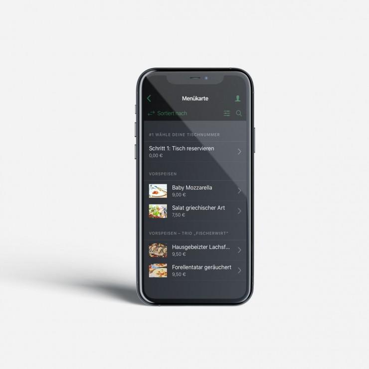 Die SpeiseApp® - mehr als nur eine digitale Speisekarte