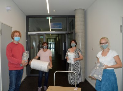 Kluba Medical liefert Mund- und Nasenmasken