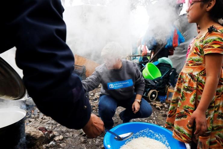 Zum Weltflüchtlingstag am 20. Juni: Kindheit im Camp / Flüchtlingskinder sind keine hoffnungslosen Fälle