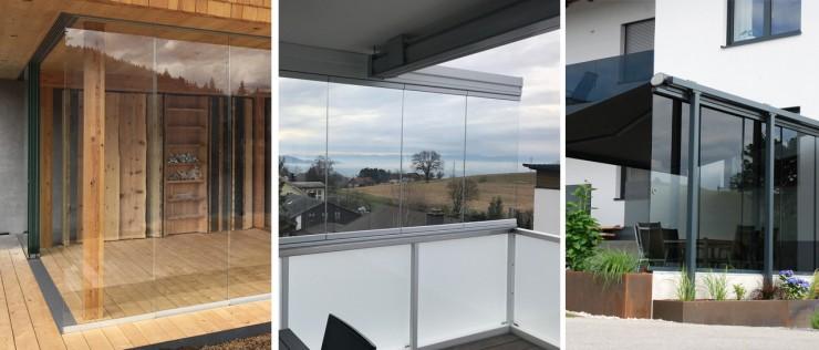 Ein Terrassen-Windschutz macht die eigene Terrasse erst so richtig zur Wohlfühlzone