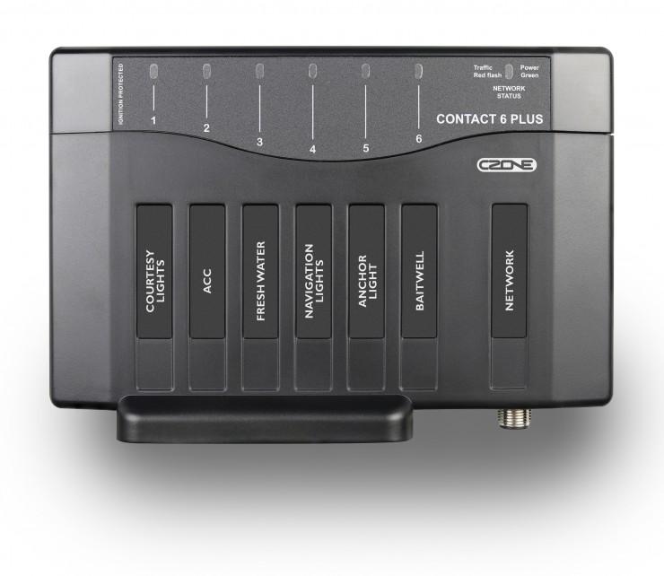 CZone Contact 6 PLUS: Kosteneffizientes digitales Schaltsystem für zuverlässige Stromversorgung in Sonder- und Einsatzfahrzeugen