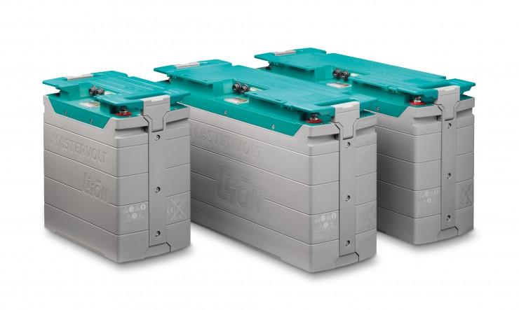 Mastervolt MLI Ultra - neue Lithium-Ionen-Batterieserie sorgt für zuverlässige Stromversorgung in Sonder- und Einsatzfahrzeugen
