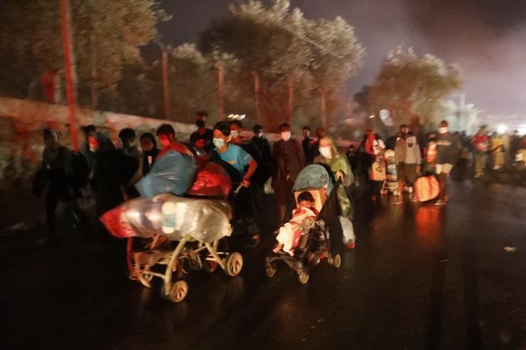 Moria: 400 unbetreute Kinder umfassend schützen