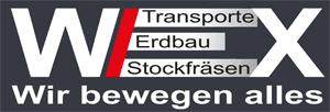 Servicequalität in Bestform: Wex Mathias Transporte, Erdbau & Wurzelstockfräsen