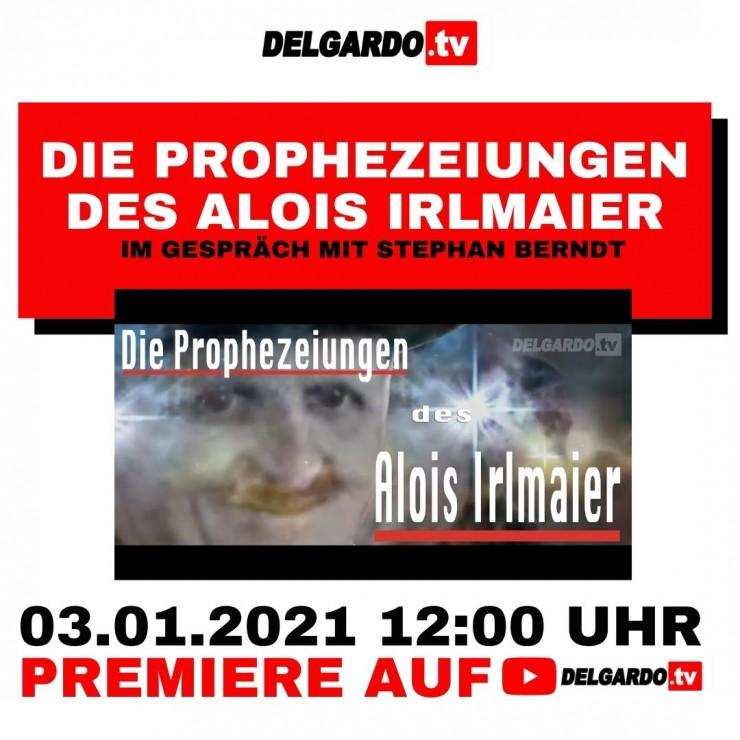 Bayerischer Hellseher Alois Irlmaier sagte Weltkrieg für 2021 voraus ?