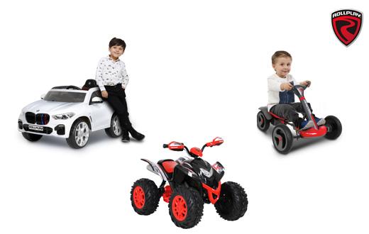 Realistische OEM-Fahrzeuge und originelle Eigenentwicklungen: