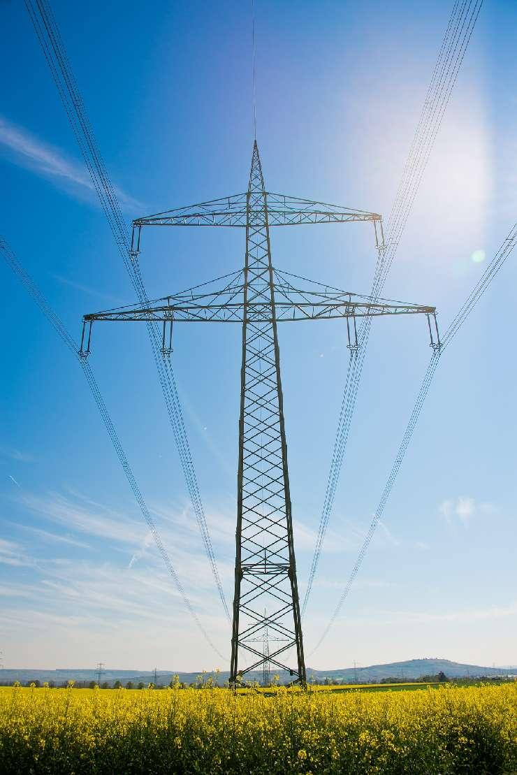 Lange Leitungen gefährden die Stromversorgung