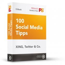 Über 100  nützliche Einträgen zum Thema Social Media Marketing