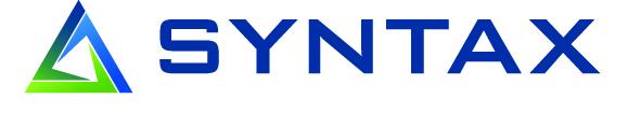 Syntax auf der Hannover Messe Industrie 2021
