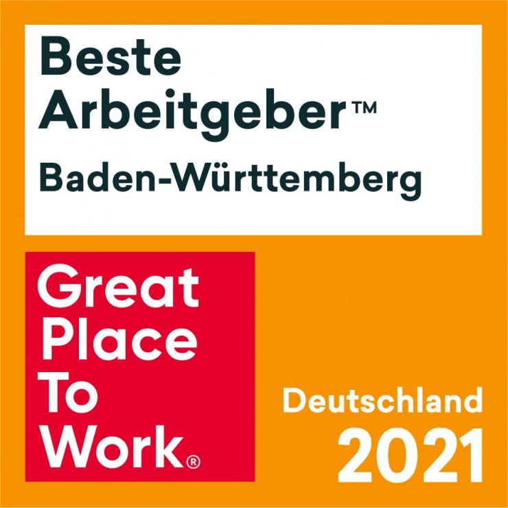 SAS unter den Top 3 der beliebtesten Arbeitgeber in Baden-Württemberg