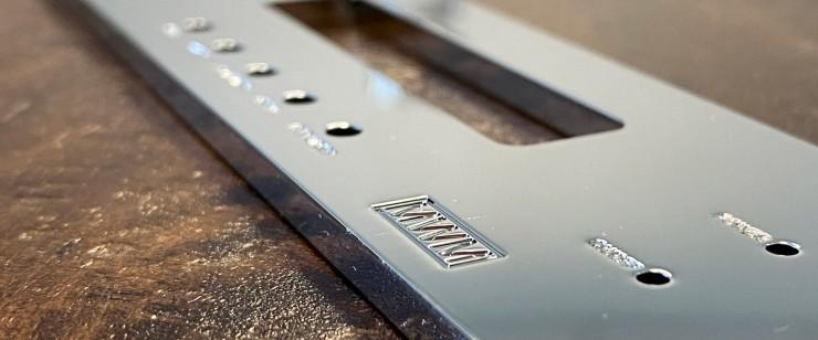 Metalle Gravieren - Mechanische Dienstleistung der MWM GmbH & Co. KG
