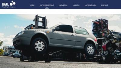 IRAL Autoverwertung - wer mit seinem Fahrzeug in Köln liegenbleibt, ruft den Profi