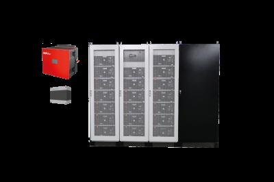 Solar Direkt setzt für PV-Anlage mit 100 kWp auf FENECON Gewerbespeicher Commercial Battery Box BYD