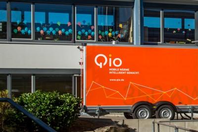 Hygienisch einwandfrei nach langem Gebäude-Stillstand: Qio rät zu thermischer Desinfektion