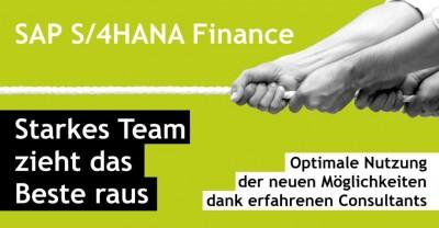 Die besten SAP S/4HANA Lösungen im Bereich Finance von oneresource ag