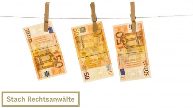 Geldwäscherei - Begriffserklärung, Phasen & Strafen