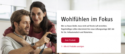Lüftungsgeräte & Lüftungssysteme - Für eine reine und virenfreie Raumluft - www.stiebel-eltron.at - Stiebel Eltron Österreich