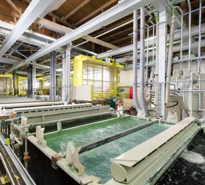 Neue Kunststoffveredelung bei Wiotec. Innovativ,-Ressourcen- und umweltschonend.