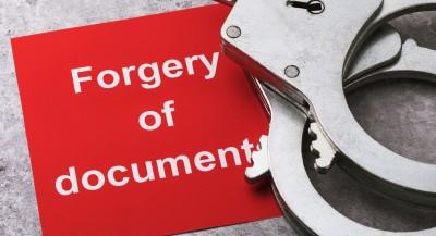 Esther Omlin über Urkundenfälschung - Delikte in der Schweiz