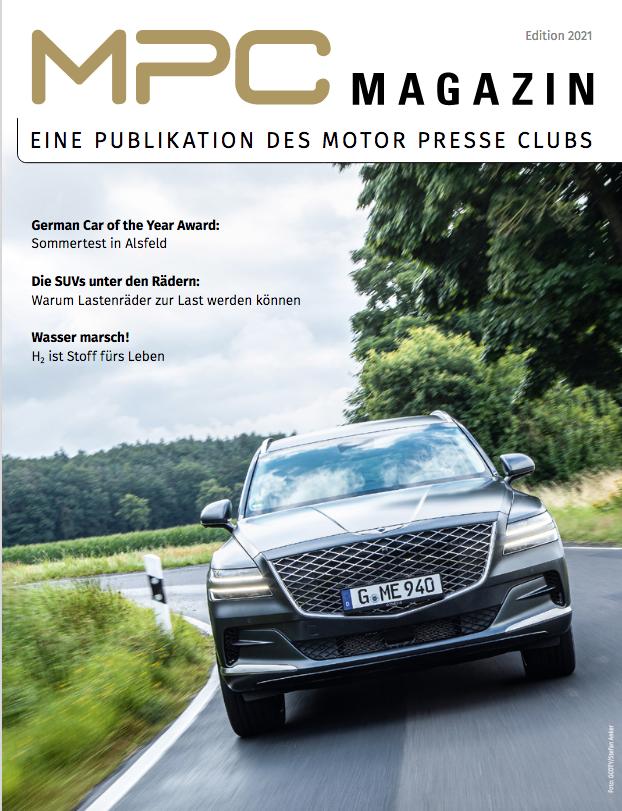 Das MPC Magazin 2021