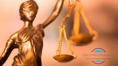 Esther Omlin über Urkundenfälschung - Gesetze und Strafen in der Schweiz