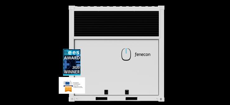 ees Europe Restart 2021: FENECON zeigt gesamte Bandbreite an Stromspeichern - in Halle B6, Stand 107 vom 6. bis 8. Oktober