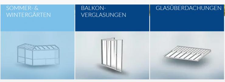 Glasüberdachungen, Balkon-Verglasungen, Sommergärten und Wintergärten von Fenster Schmidinger  - www.fenster-schmidinger.at