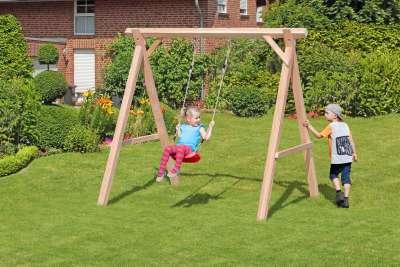 Die Schaukel im Garten - gesunder Spaß im Freien