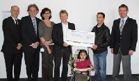 Spendenaktion für Rett-Syndrom