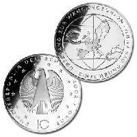 Neue 10 Euro-Gedenkmünze