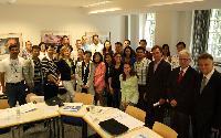 Start des Sommerprogramms zur EU-Erweiterung an der Handelshochschule Leipzig (HHL)