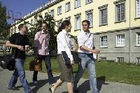 Bewerbungsentspurt für die Masterprogramme an der Handelshochschule Leipzig (HHL)