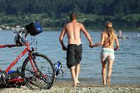 Sportliche Runde um den Bodensee