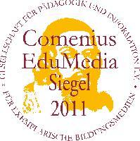 Comenius EduMedia Siegel für NetMan for Schools Schulbox