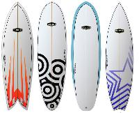 Buster Surfboards Sommer 2011