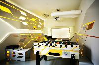 Von Studenten für Studenten: Neue SAM-Lounge der Handelshochschule Leipzig (HHL) eröffnet