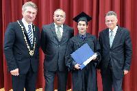 DAAD-Preis 2011 geht an indischen MBA-Studenten an der Handelshochschule Leipzig (HHL)