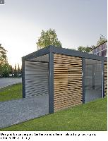 pressenachricht der sch ne designo carport sch tzt vor wind und wetter. Black Bedroom Furniture Sets. Home Design Ideas