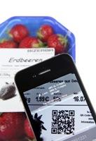 Über die Lebensmittelverpackung ins Internet