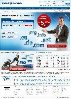 Sonderaktion im August: .de- und .com-Domains für nur 5 Euro