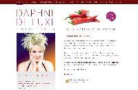 Relaunch der Internetpräsenz von Daphne de Luxe