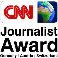 Ausschreibung zum siebenten CNN Journalist Award