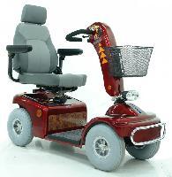 Mit einem Seniorenmobil von Ellmers locker die Kurve kriegen und entspannt die Runden drehen