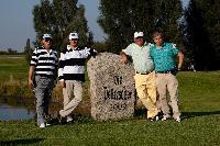 Mehr als ein Turnier: Internationaler Manager-Golfcup zugunsten der HHL